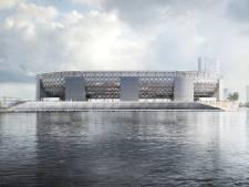Definitief ontwerp: Kuip inspiratiebron voor nieuw Feyenoord-stadion