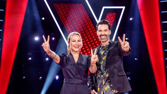 Stem voor The Voice van Vlaanderen