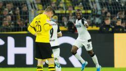 LIVE. Non-vertoning van Dortmund: rode lantaarn Paderborn scoort drie keer in eerste helft