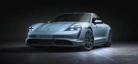 Porsche maakt elektrische Taycan 50.000 euro goedkoper