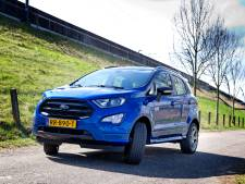 Test Ford Ecosport: vreemde eend in de bijt