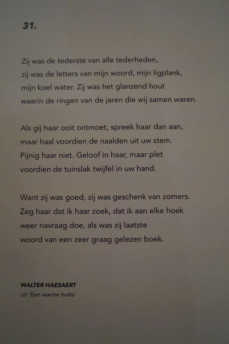 31. van Walter Haesaert