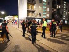 Verdachte aangehouden in Rotterdam-Lombardijen na bedreiging met vuurwapen