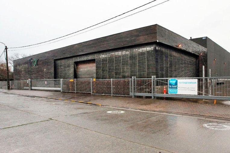 De cultuurdienst wil graag de site van de oude meubelfabriek Thor een nieuwe invulling geven.