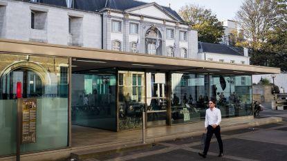 Rubenshuis krijgt nieuw toegangsgebouw van 23 meter hoog aan Hopland