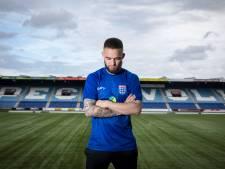 'Ik wilde absoluut geen voetballer worden'
