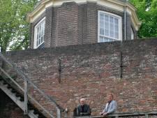 Bourgonjetoren en stadsmuur Zutphen worden gerestaureerd