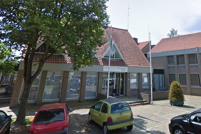 gemeentekantoor Alphen-Chaam.