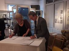 Rhenens museum in andere handen