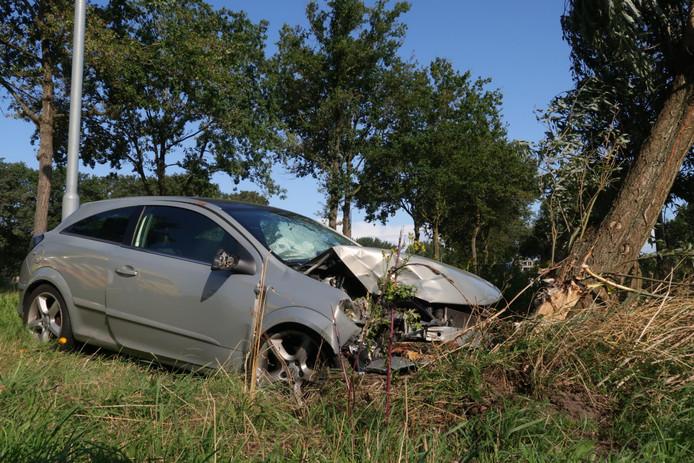 Ongeluk Emerparklaan in Breda