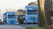 20 vrachtwagens in beslag genomen bij Plantefeve