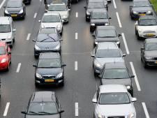 Drukke ochtendspits op de A12 na meerdere ongelukken