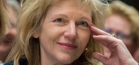 Johanna ter Steege in actie voor cultuur: 'Dit wordt een digitaal Malieveld'