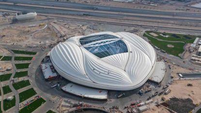 """Tweede WK-tempel in Qatar is klaar om fans in een """"vagina"""" mét revolutionair dak te ontvangen"""