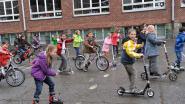 Pastoor Tilemanstraat wordt week lang schoolstraat