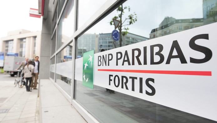 BNP Paribas Fortis va fermer 267 agences dans les trois ans.