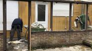 """Gevaarlijke situatie bomenwijk volgens huisvestingsmaatschappij storm in glas water: """"Wel twee sluikstorten ontdekt"""""""