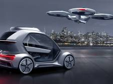 Zo wil Audi de lucht in