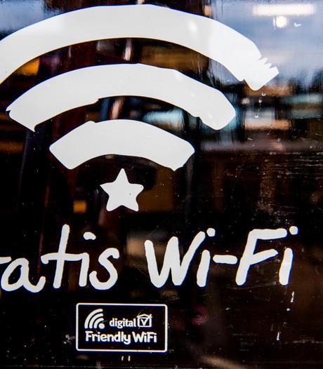 Oss stopt met gratis wifi in de binnenstad