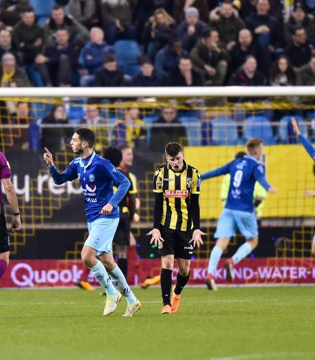 'Stel linkmiegels' uit Kralingen vormen een valkuil voor Vitesse