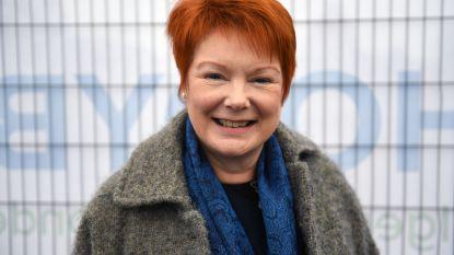 Karin Jiroflée haalt als enige sp.a-zetel in Kamer voor Vlaams-Brabant