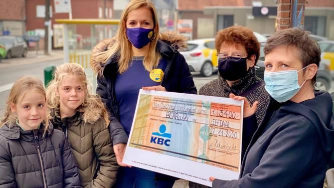 Leefdaalse heksentocht brengt 3400 euro op voor BEARable