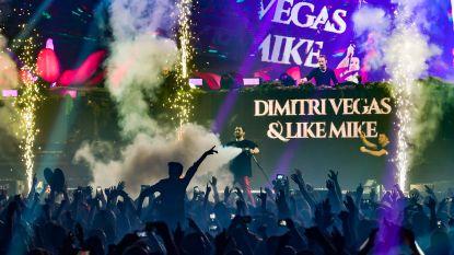 Gauwdieven op concert Dimitri Vegas en Like Mike in Sportpaleis krijgen tot 2 jaar cel