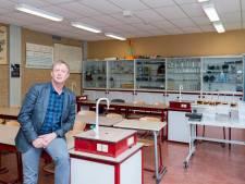 Rector Ron Dorreboom van RSG in Epe na bommelding: 'Better safe than sorry'