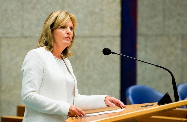 Pia Dijkstra. Beeld Freek van den Bergh/de Volkskrant
