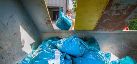 Groenbedrijven moeten jeukrupsen herverpakken in big bags of boxen