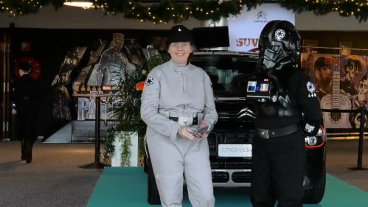 Star Wars in première bij CineCity Vlissingen