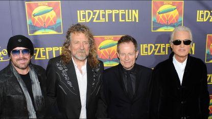 Led Zeppelin pakt uit met niet eerder gereleaste versies van 'Rock And Roll' en 'Friends'