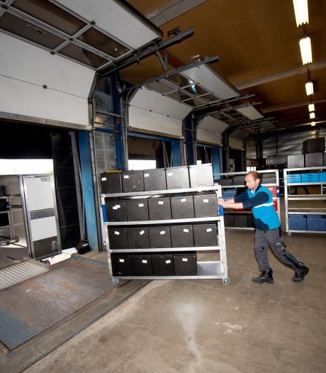 Albert Heijn opent bezorgcentrum in Apeldoorn