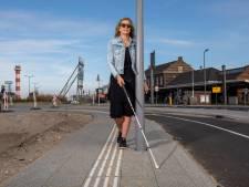 Gefixt: gemeente verwijdert blindentegels na 'knullige fout'