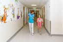 De Brainport-partners van PSV trokken de afgelopen periode vaker de aandacht en doneerden bijvoorbeeld PSV-shirts aan kinderafdelingen in ziekenhuizen.