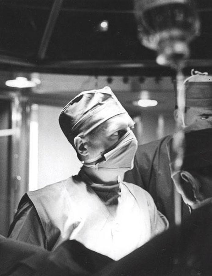Fritz Derom voerde in 1968 's werelds eerste geslaagde longtransplantatie uit.