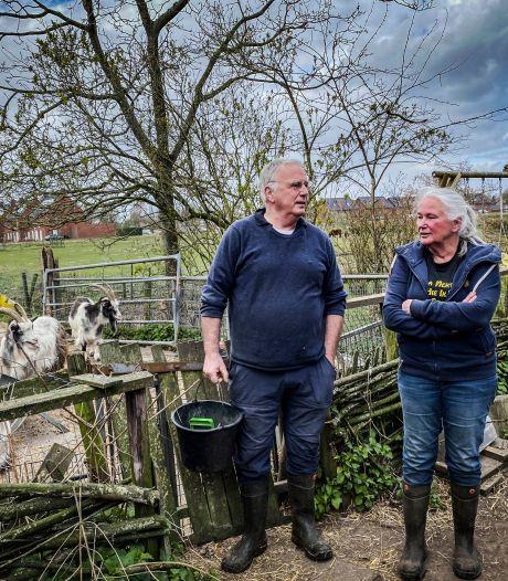 Obstakel geruimd voor Udenhoutse wijk Den Bogerd: na acht jaar verkoopt echtpaar Boink zijn weiland