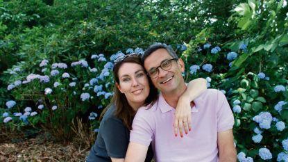 """Anda (45) over haar man Christophe Lambrecht, een jaar na zijn dood: """"Mocht je er vandaag nog zijn, dan zou je ons elke dag geruststellen"""""""
