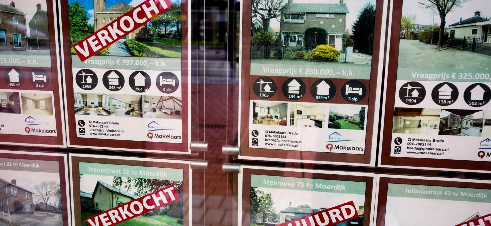De krappe woningmarkt werkt bij millennials als anticonceptie