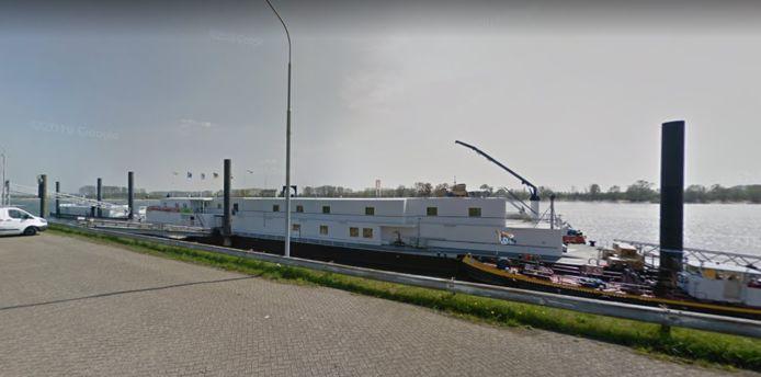 het Slurink Bunkerstation in Tolkamer waarin Boot Super 862 is gevestigd.