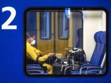 Geen treinen tussen Utrecht en Amersfoort