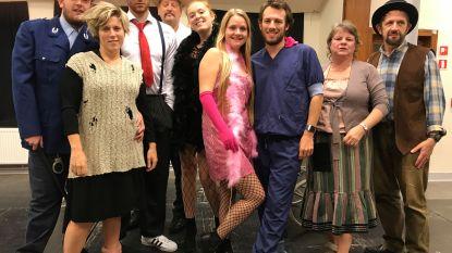 Weredi werkt op de lachspieren dit weekend met nieuwste productie Bendeke Troep