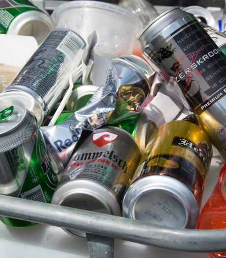 Verkoop van blikjes bier verbieden?