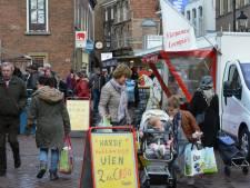 Onderzoek naar voortbestaan markt Culemborg