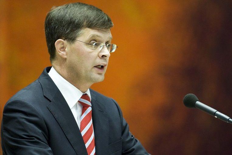 Balkenende werd vorige week in de media genoemd als mogelijke kandidaat voor het voorzitterschap van de Europese Commissie. De premier liet nog dezelfde week weten dat Barroso zijn goede werk in een volgende periode moet voortzetten. Foto ANP/Valerie Kuypers Beeld
