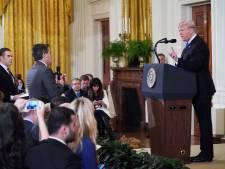 CNN klaagt Trump aan en eist dat journalist accreditatie terugkrijgt