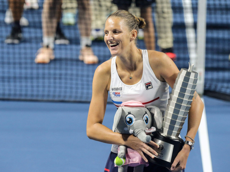 Pliskova weer naar WTA Finals