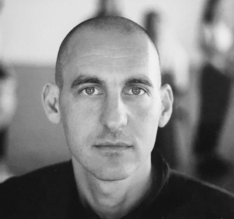 Jaïr Stranders is artistiek leider van Theater na de Dam op 4 mei. Beeld -