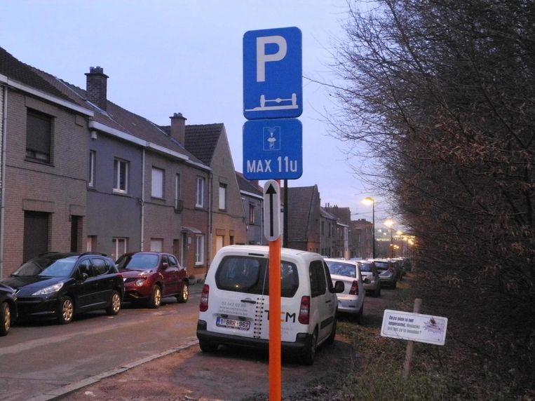 In sommige straten verandert de blauwe zone van 11 naar 4 uur.