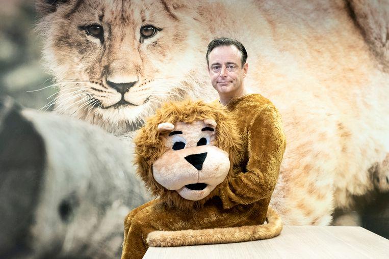 Bart De Wever, vakantiejob Bart De Wever, vakantiejob